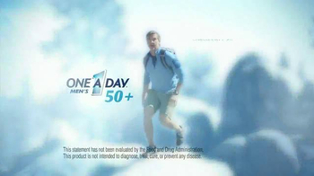 One A Day TV Spot, 'Mens 50+ Hiking' - Thumbnail 8