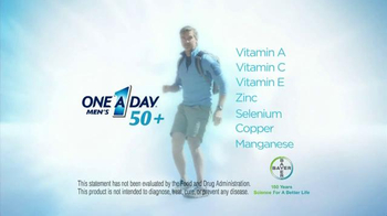 One A Day TV Spot, 'Mens 50+ Hiking' - Thumbnail 9