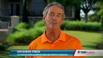 Professional Golf Association (PGA) Tour Academy Home Edition TV Spot - Thumbnail 2