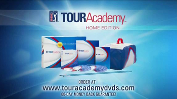 Professional Golf Association (PGA) Tour Academy Home Edition TV Spot