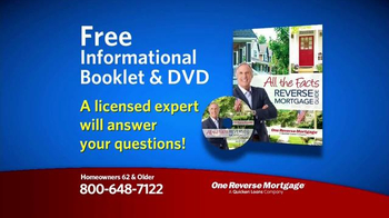 One Reverse Mortgage TV Spot, 'Changing Economy' Featuring Henry Winkler - Thumbnail 10