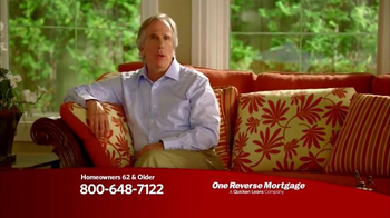 One Reverse Mortgage TV Spot, 'Changing Economy' Featuring Henry Winkler - Thumbnail 3