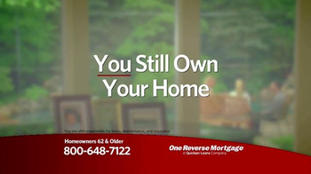 One Reverse Mortgage TV Spot, 'Changing Economy' Featuring Henry Winkler - Thumbnail 8
