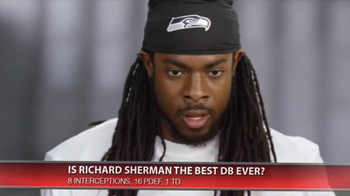 Nike TV Spot, 'Never Finished' Featuring Richard Sherman, Damon Wayans Jr. - 527 commercial airings