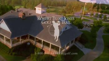 Robert Trent Jones Golf Trail TV Spot, 'Unlimited Golf at $99 per Day' - Thumbnail 10