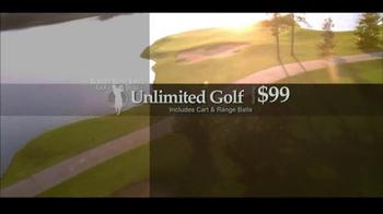 Robert Trent Jones Golf Trail TV Spot, 'Unlimited Golf at $99 per Day' - Thumbnail 9