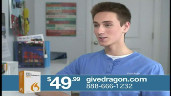 Nuance Dragon TV Spot, 'Give Dragon Speech Recognition' - Thumbnail 5