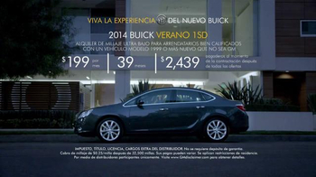 2014 Buick Verano TV Spot, 'Sorpresa' [Spanish] - Thumbnail 8