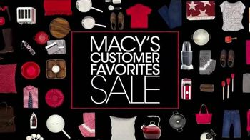 Macy's Customer Favorites Sale TV Spot