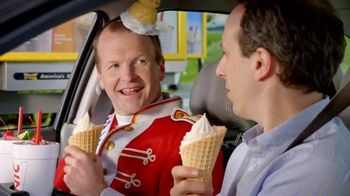 Sonic Drive-In TV Spot, 'National Ice Cream Day: Parade' - Thumbnail 3
