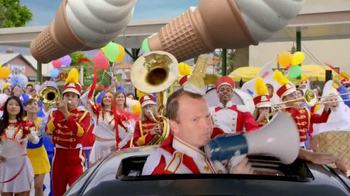 Sonic Drive-In TV Spot, 'National Ice Cream Day: Parade' - Thumbnail 5