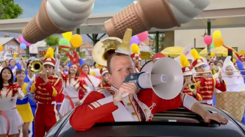Sonic Drive-In TV Spot, 'National Ice Cream Day: Parade' - Thumbnail 6