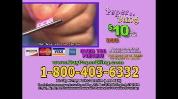 Paper Bling TV Spot, 'Bead Bling' - Thumbnail 10