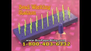 Paper Bling TV Spot, 'Bead Bling' - Thumbnail 8
