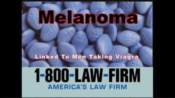 1-800-LAW-FIRM TV Spot, 'Melanoma' - Thumbnail 5
