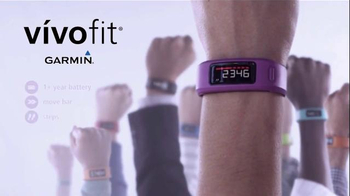 Garmin vívofit TV Spot, 'Join the Movement: Office'