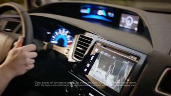 2014 Honda Civic TV Spot, 'Lydia's New Civic' - Thumbnail 7