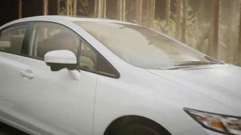 2014 Honda Civic TV Spot, 'Lydia's New Civic' - Thumbnail 8