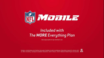 Verizon NFL Mobile TV Spot, 'Middle School Dance' Featuring J. J. Watt - Thumbnail 8