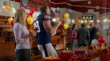 Verizon NFL Mobile TV Spot, 'Middle School Dance' Featuring J. J. Watt - Thumbnail 1