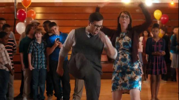 Verizon NFL Mobile TV Spot, 'Middle School Dance' Featuring J. J. Watt - Thumbnail 7