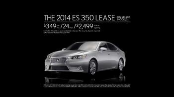2014 Lexus ES TV Spot, 'Remember' - Thumbnail 9