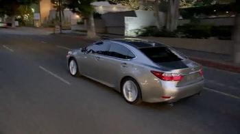 2014 Lexus ES TV Spot, 'Remember' - Thumbnail 2