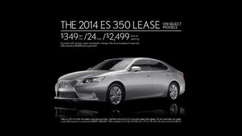 2014 Lexus ES TV Spot, 'Remember' - Thumbnail 8