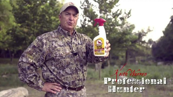 Super Charged Scent Killer TV Spot Featuring Keith Warren - Thumbnail 2