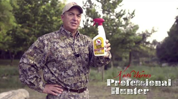 Super Charged Scent Killer TV Spot Featuring Keith Warren - 329 commercial airings