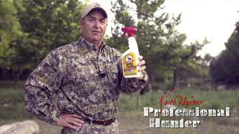 Super Charged Scent Killer TV Spot Featuring Keith Warren - Thumbnail 4