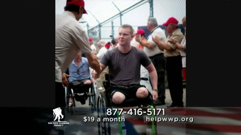 Wounded Warrior Project TV Spot, 'Here to Help' Featuring Dean Norris - Thumbnail 10