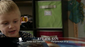 Wounded Warrior Project TV Spot, 'Here to Help' Featuring Dean Norris - Thumbnail 4