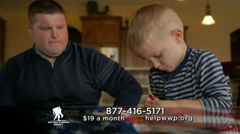 Wounded Warrior Project TV Spot, 'Here to Help' Featuring Dean Norris - Thumbnail 5