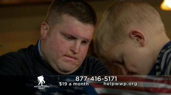 Wounded Warrior Project TV Spot, 'Here to Help' Featuring Dean Norris - Thumbnail 6
