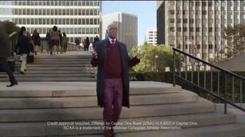 Capital One Quicksilver TV Spot, 'Limited Unlimited' Ft. Samuel L. Jackson - Thumbnail 3
