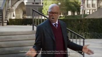 Capital One Quicksilver TV Spot, 'Limited Unlimited' Ft. Samuel L. Jackson - Thumbnail 4