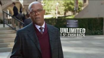 Capital One Quicksilver TV Spot, 'Limited Unlimited' Ft. Samuel L. Jackson - Thumbnail 5