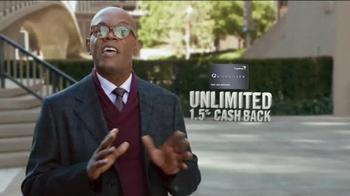 Capital One Quicksilver TV Spot, 'Limited Unlimited' Ft. Samuel L. Jackson - Thumbnail 6