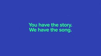 Spotify TV Spot, 'Don't Go Chasing Girls' Song by TLC - Thumbnail 10
