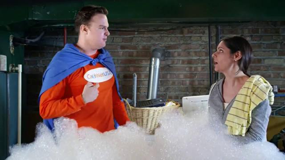 Cash Net USA TV Commercial, 'Washing Machine'
