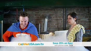 Cash Net USA TV Spot, 'Washing Machine' - Thumbnail 7