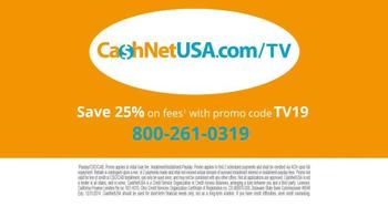 Cash Net USA TV Spot, 'Washing Machine' - Thumbnail 8