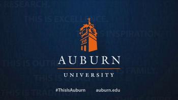 Auburn University TV Spot, 'Commencement' - Thumbnail 10