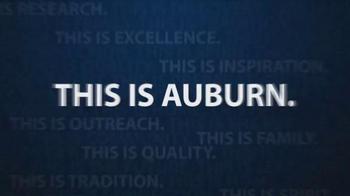 Auburn University TV Spot, 'Commencement' - Thumbnail 9