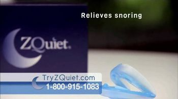 ZQuiet TV Spot, 'Relationship Health' - Thumbnail 2