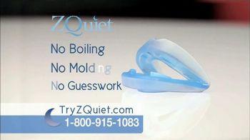 ZQuiet TV Spot, 'Relationship Health' - Thumbnail 6