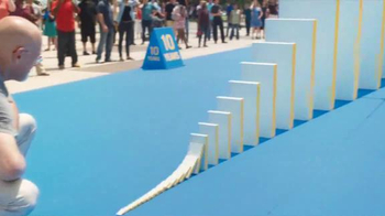 Prudential TV Spot, 'The Prudential Dominoes Experiment' - Thumbnail 7