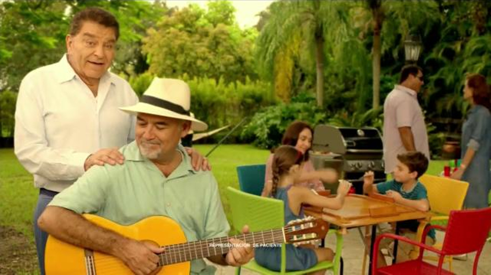 Boehringer Ingelheim TV Commercial, 'Cuida tu Don' Con Don Francisco