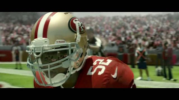 DURACELL Quantum TV Spot, 'NFL On the Line: San Francisco 49ers' [Spanish] - Thumbnail 2